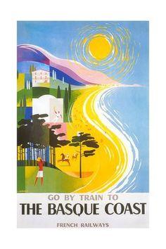 The Basque Coast, Spain