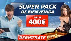 el forero jrvm y todos los bonos de deportes: suertia super pack de bienvenida 400 euros