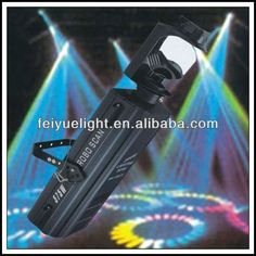 Professional Stage Lighting Equipment HMI575w 8CH 575w Scanner
