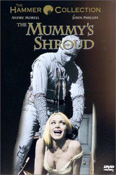 El sudario de la momia (1967). Directed by John Gilling.  With André Morell, John Phillips, David Buck, Elizabeth Sellars.
