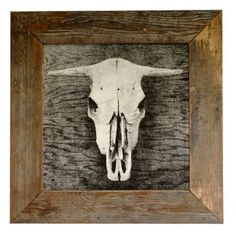 Archival Decor // Bovine Wall Art
