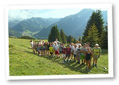 International Camp Suisse. Switzerland: A two-week program of sports coaching, foreign language tuition and culture along with activities ranging from glacier skiing, mountain biking and horse riding to banana boating, river rafting and camping. Ages 7-17