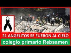 Imágenes desgarradoras de las víctimas del sismo de 7.1 grados - YouTube