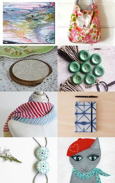 sweet treasures.... by Gillian on Etsy--Pinned with TreasuryPin.com   #awtreasuries