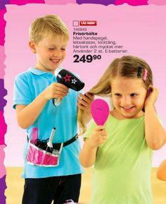 Swedish Toy Company Publishes a Gender-Neutral Holiday Toy Catalog