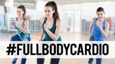 Full body cardio, rutina de 45 minutos