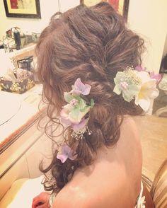 クイックチェンジでラプンツェルスタイルです #kumikoprecious #hawaii #hawaiiwedding #wedding #weddinghair #hair #hairstyle #hairmake #hairarrange #rapunzel #ハワイ #ハワイ挙式 #ウェディング #結婚式 #海外挙式 #ヘアメイク #ヘアスタイル #ヘアアレンジ #ルーズ #ラプンツェル #編み込み #ツイスト #花嫁 #プレ花嫁 #おしゃれ花嫁