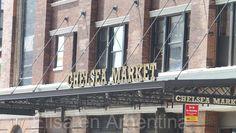 Chelsea Market #Manhattan #Voyages elisaorigami.blogspot.com