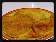 Soaked Pancakes -