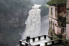 Hotel del Salto, Colombia « Historic homes and other interesting buildings