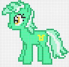 8-bit Lyra Sprite by ~ladypixelheart on deviantART