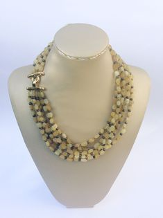 Plating, Beaded Necklace, Jewelry Design, Stone, Metal, Gold, Beaded Collar, Rock, Pearl Necklace