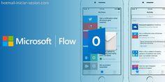 Comienza a utilizar Microsoft Flow en tu cuenta de Outlook.com y automatiza tu flujo de trabajo