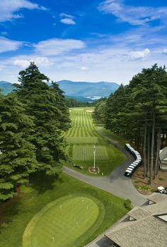 Golf Course at the #Sagamore. The Sagamore Resort, NY