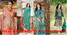 Gul Ahmed Eid ul Adha Collection for Girls 2016 – 2017