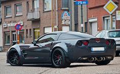 Loma Wide Body C6 Corvette