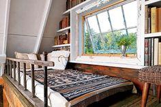 Loft rooms...I want one