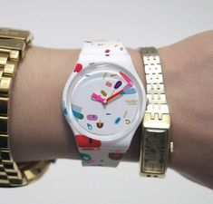 watches and swatches