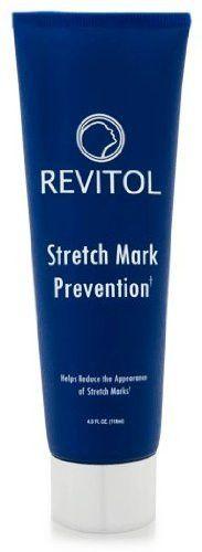 Revitol Stretch Mark Prevention Cream 4 fl oz