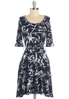 Bird to the Wise Dress, @ModCloth