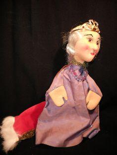 Kersa German Puppet of a Queen