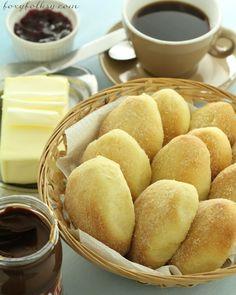 Pandesal bread recipe