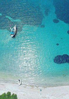 Αλόννησος. Greece Sea, Greece Travel, Greek Islands, Island Life, Holiday Travel, Dream Vacations, Wonderful Places, Beautiful Beaches, Beautiful World