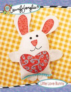 Bunny Softie