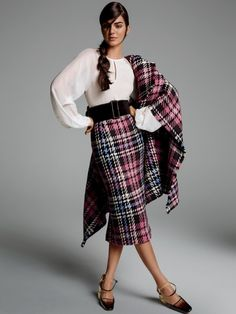 Instant Classic: Kendall Jenner for Vogue US September 2015 by Inez & Vidoodh - CH Carolina Herrera Fall 2015