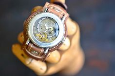 "022 ""GaTa"" watch smith"