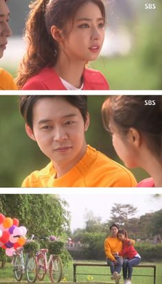 [Spoiler] Added final episode 16 captures for the Korean drama 'The Girl Who Sees Smells' @ HanCinema :: The Korean Movie and Drama Database