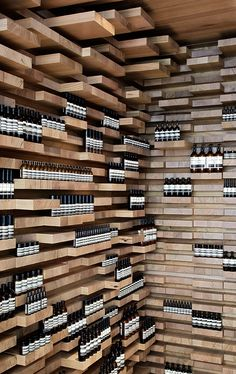 Aesop store in Paris, by March Studio