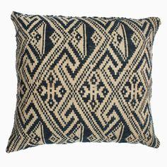 Indigo Diamond Tai Pillow | Shop | Project Bly