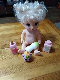 2016 Baby Alive Doll Super Snackin Noodles Talks Blonde Works Accessories My Life Doll Accessories, Birthday Accessories, Toilet Accessories, Baby Alive Doll Clothes, Baby Alive Dolls, Newborn Baby Dolls, Cloth Diapers, Girl Dolls, Noodles