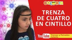 Colorin TV Braids, Sherif Callie, Youtube, Hair, Tv, Ideas, Girls Braids, Child Hairstyles, Bang Braids