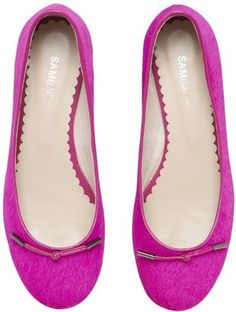 ShopStyle: Tina Fuschia Pony Skin