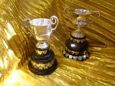 The Participants Trophies won at Gloucester Carnival 2013