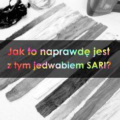 Jak to naprawdę jest z tym jedwabiem sari? Diy And Crafts, Jewlery, Sari, Stone, Jewelry, Saree, Rock, Bijoux, Schmuck