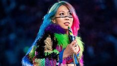 WWE WrestleMania update on Asuka and Cesaro Wrestling NewsSources -- Roman Reigns withdraws from WWE\'s WrestleMania ESPNRoman Reigns Out of WrestleMania 36 Match Pro Wrestling SheetSPOILER: Roman Reigns' replacement. Wwe Nxt Divas, Xavier Woods, Shayna Baszler, Roddy Piper, Vince Mcmahon, Wrestling News, Watch Wrestling, Wrestling Divas, Ric Flair