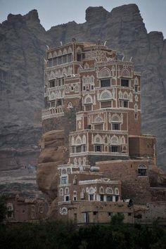 Dar al Hajar, Yemen.