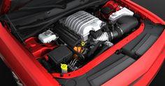 2018 Dodge Demon Engine