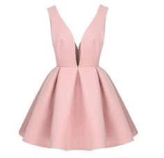 Shop Pink Zippered V Neck Backless Midriff Heart Flare Dress online. SheIn offers Pink Zippered V Neck Backless Midriff Heart Flare Dress & more to fit your fashionable needs. Backless Cocktail Dress, V Neck Cocktail Dress, Backless Mini Dress, Backless Dresses, Cocktail Dresses, Blush Cocktail Dress, Short Summer Dresses, Short Mini Dress, Long Sleeve Mini Dress