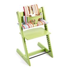 Baby High Chairs & Booster Seats: Baby Stokke Tripp Trapp High Chair in High Chairs & Bouncers