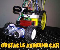 OBSTACLE AVOIDING AUTONOMOUS CAR