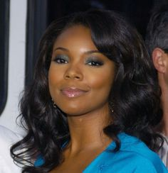 Gabrielle Union - Flawless makeup!!!