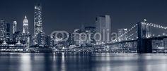 Manhattan, New York City. Image of Brooklyn Bridge with Manhattan skyline in the , Manhattan Skyline, Manhattan New York, New York Skyline, New York Bridge, Brooklyn Bridge, Orange Wallpaper, Black And White Wallpaper, Photo Wallpaper, Wall Wallpaper