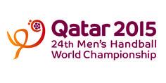 Logo Mundial Balonmano Masculino 2015
