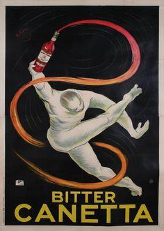 Poster vintage.
