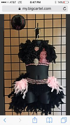 Hey, I found this really awesome Etsy listing at https://www.etsy.com/listing/257613871/gorgeous-custom-dance-pageant-two-piece