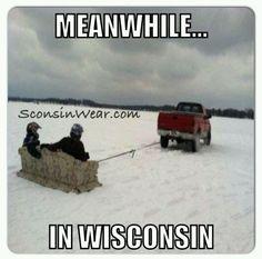 Wisconsin shenanigans